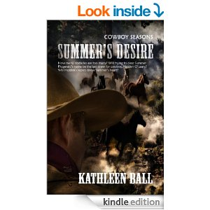 Summers Desire by Kathleen Ball